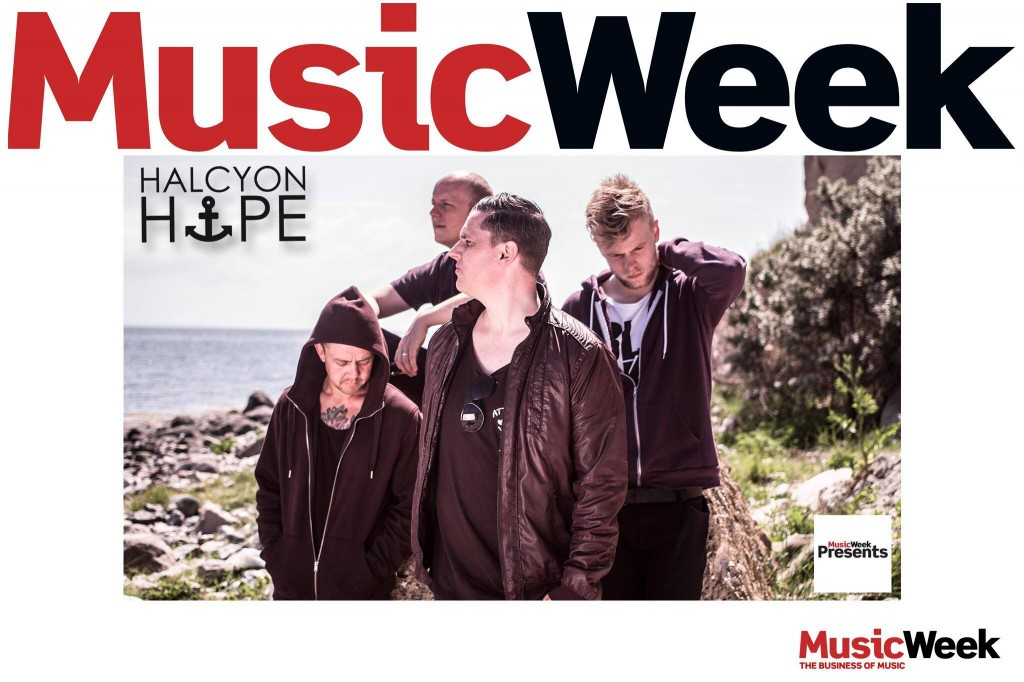Halcyon Hope in Music Week